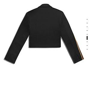 Ivy Park cropped suit jacket drip 2.2